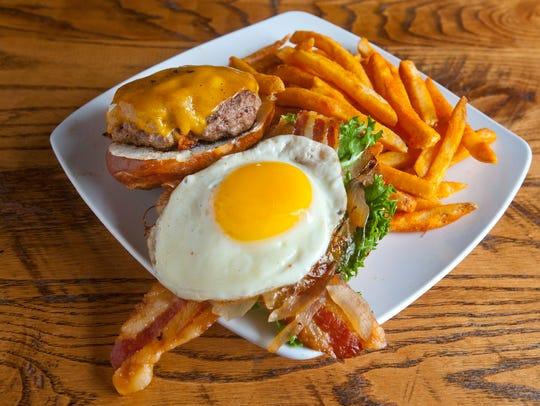 Somewhere Restaurant and Bar's signature dish, the