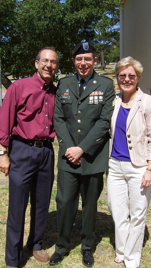Howard, Daniel and Jean Somers.