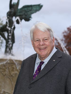 Former Elmira College President Thomas Meier, who retired in 2012 after 25 years, has died.