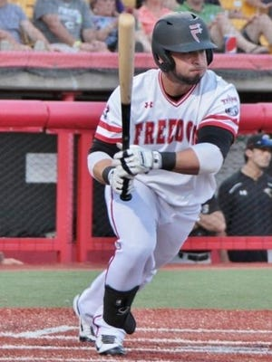 Austin Newell was one of the Florence Freedom's top players this year.