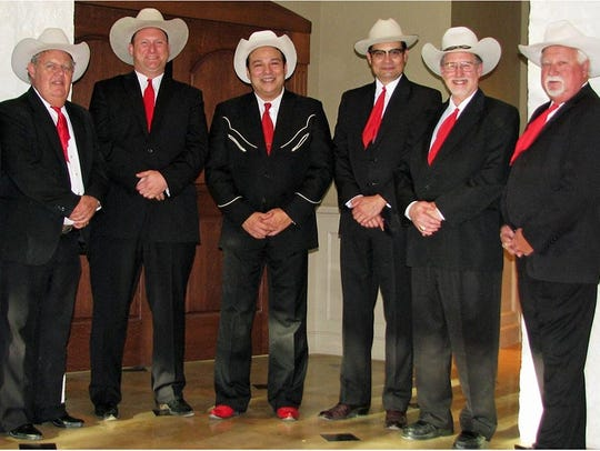 Swing band Billy Mata & The Texas Tradition is set