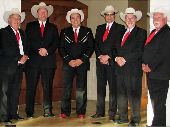 Swing band Billy Mata & The Texas Tradition is set to play at 3 p.m. and 8:30 p.m. June 16 during the 30th annual Legends of Western Swing Music Festival in the MPEC's Ray Clymer Exhibit Hall.