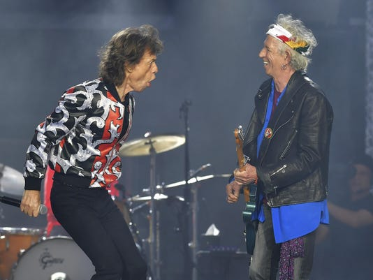 Mick Jagger,Ronnie Wood,Keith Richards