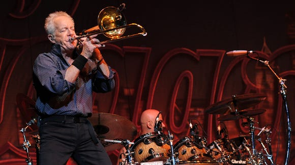 James Pankow of Chicago performs at Hard Rock Live!
