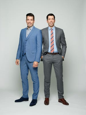 HGTV's Property Brothers will sign autographs in Nashville Tuesday.
