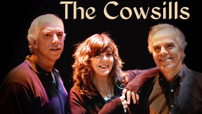 """The Cowsills were known for their hit song """"Hair."""" The remaining group members, from left, Paul, Susan and Bob will be performing at the King Center for the Performing Arts on June 17."""