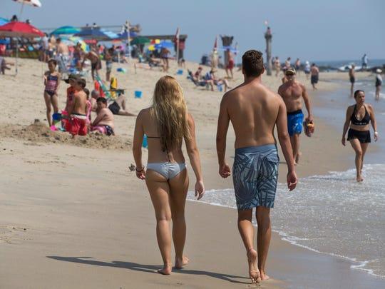 Day at the Beach: Ocean Grove