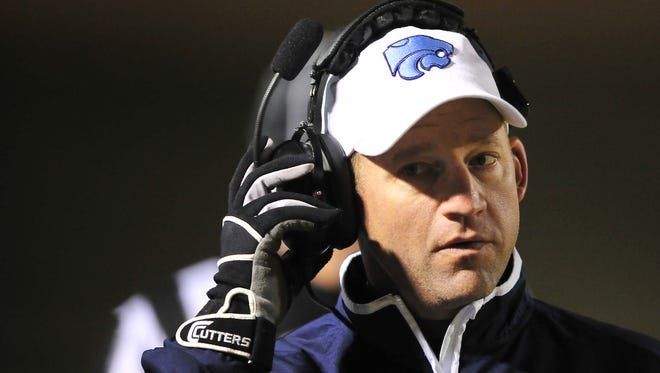 Brian Rector resigned as head football coach at Centennial on Monday.