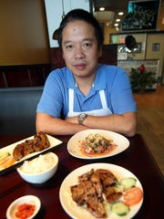 Thong Bui owner of Vietnam's Central was photographed