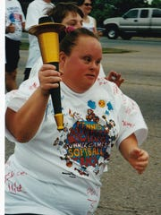 Dottie Baker loved everything about Special Olympics,