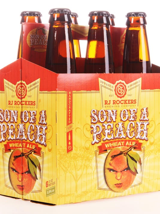 son of a peach beer