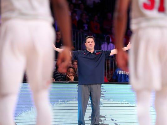 NCAA Basketball: Battle 4 Atlantis-Arizona vs SMU
