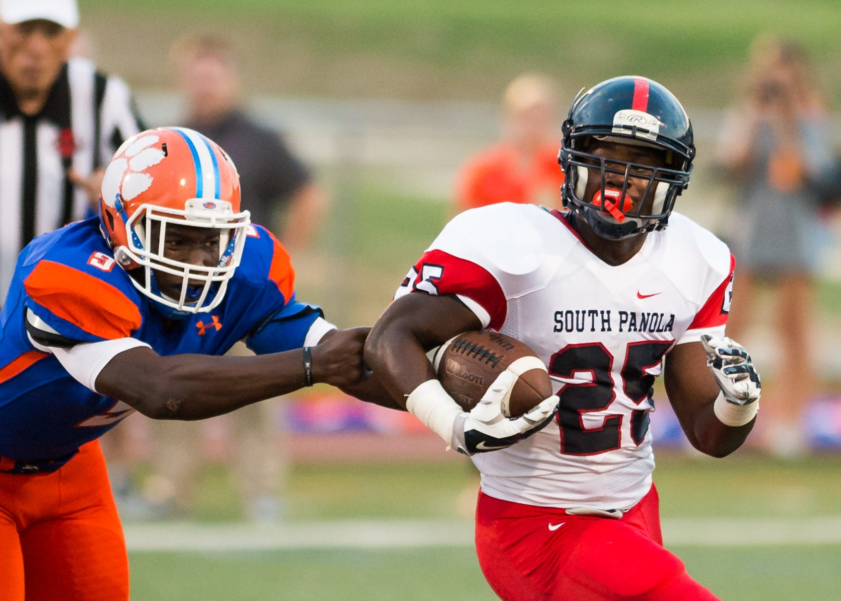 MSPreps: South Panola at Madison Central