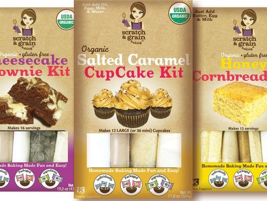 Scratch & Grain baking kits.