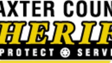 Baxter County Sheriff logo