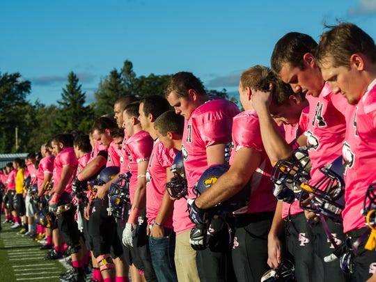 The UWSP Pink Game for Cancer has raised over $250,000 over the past eight years.