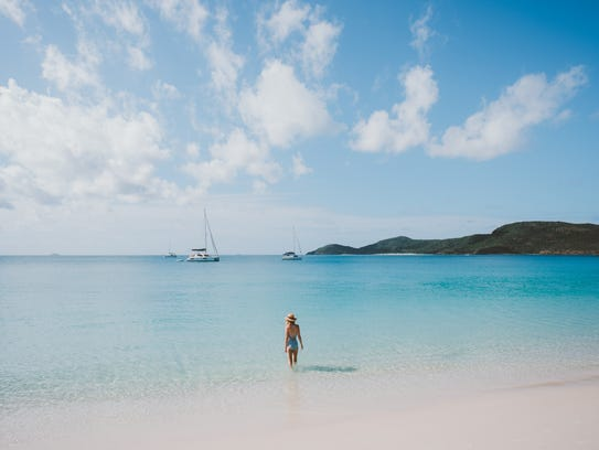Queensland's Whitsunday Islands boast some of the best