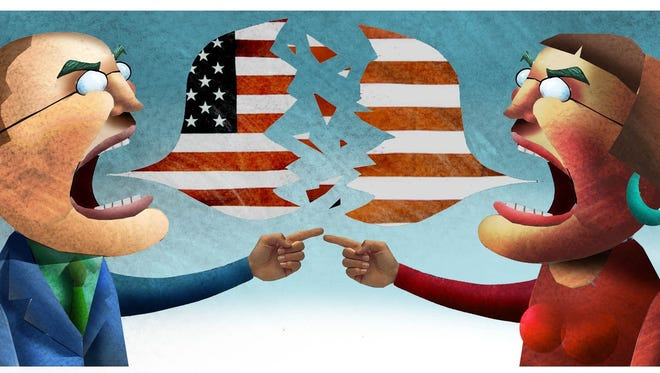 After this knock-down, drag-out election, what will be the state of our political discourse?