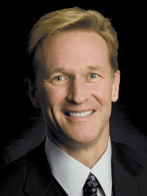 Corning Inc. Chairman and CEO Wendell P. Weeks