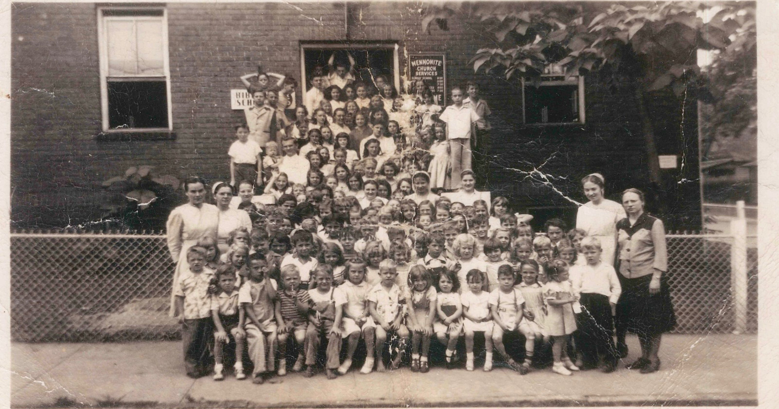Knoxville Mennonite Church prepares for 100-year anniversary