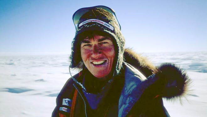 Minnesota native and polar explorer Ann Bancroft will speak March 9 in St. Cloud.