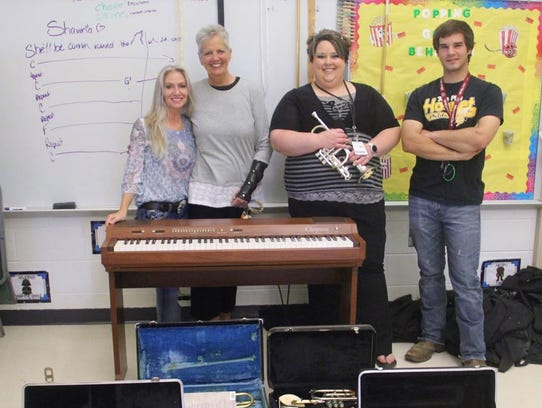 Play It Forward of Southwest Missouri recently provided