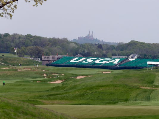 Erin Hills Hole by Hole