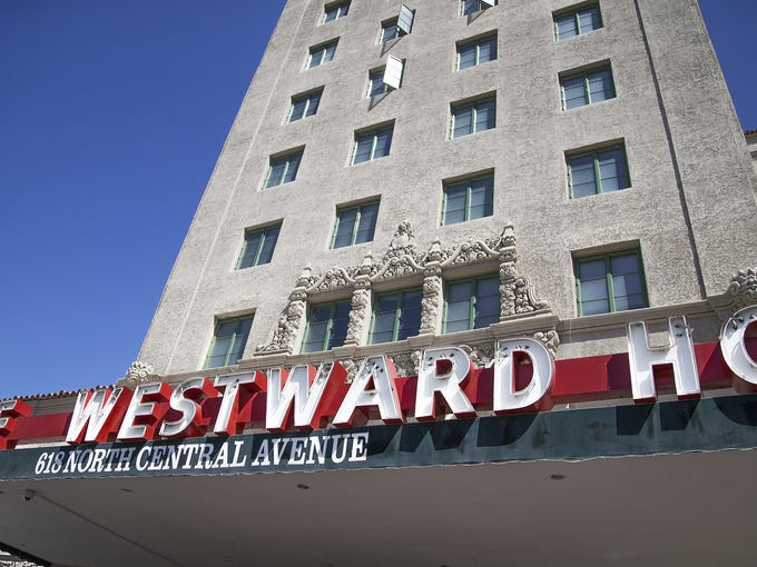 Partial renovations have been completed at The Westward