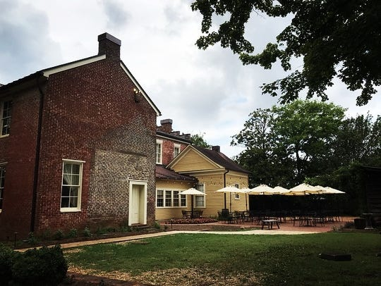 Oaklands Mansion will unveil a new outdoor classroom