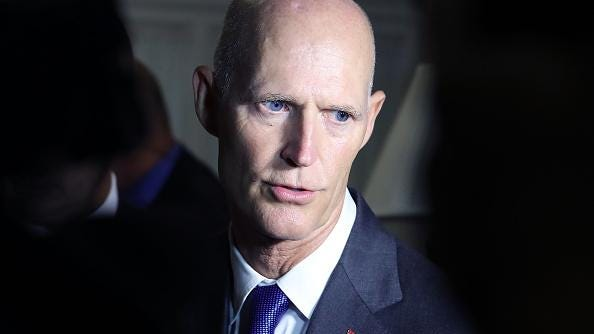 """I appreciate their quick turnaround and commitment to working with Florida to provide additional flexibility for how these funds can be used more efficiently, including allowing money to follow each patient,"" saidFlorida Gov. Rick Scott."