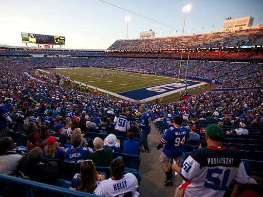 Ten local kids will be honored prior to Sunday's Bills games at Ralph Wilson Stadium against the Texans for marking the NFL's Punt, Pass & Kick regionals in Buffalo.