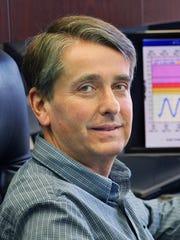 David Robinson, New Jersey State climatologist and