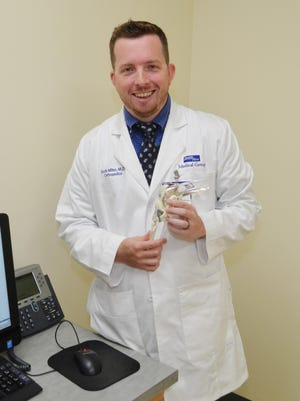 Dr. Scott Miller is an orthopedic surgeon for Health First Medical Group.