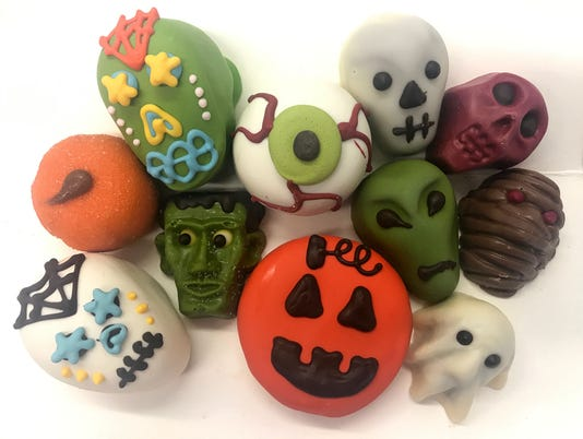 Scary Desserts - AJ's Fine Foods