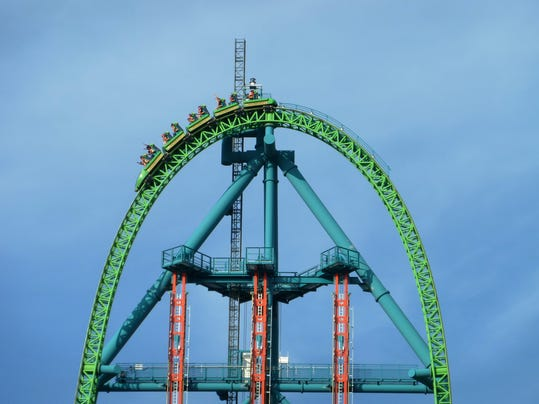 Kingda Ka cresting tower closeup.JPG