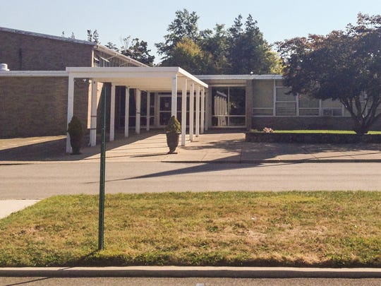 Exterior of Hudson Valley Islamic Community Center in Yorktown Thursday, Sept. 18. Three youngsters ages 12 and 13 have been arrested after the center was found vandalized Wednesday.