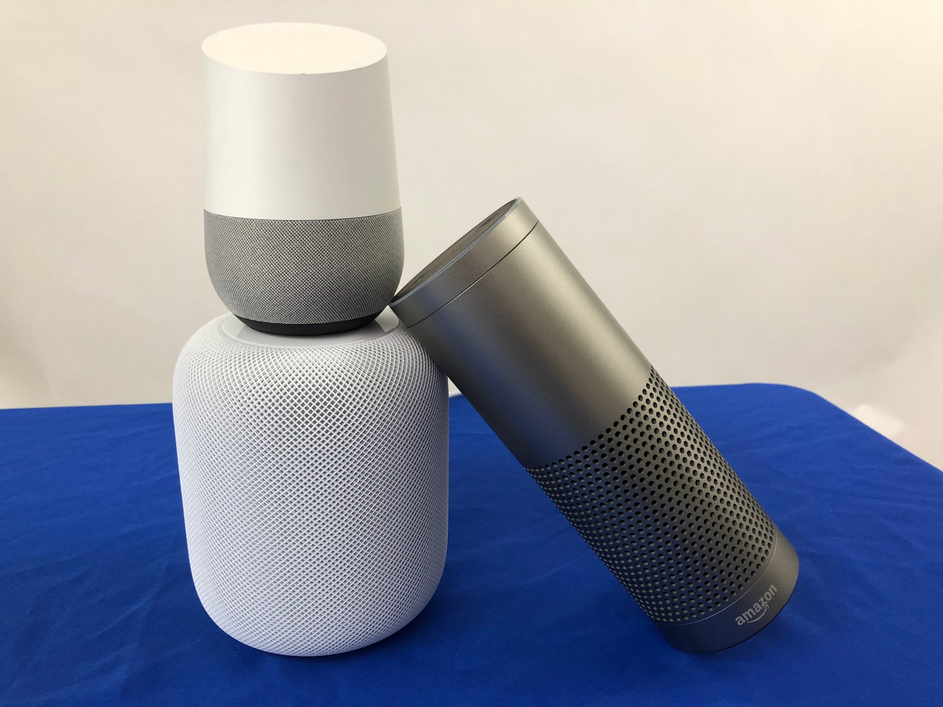 Amazon Echo, Apple HomePod or Google Home: which is smarter about playing music? We tested them