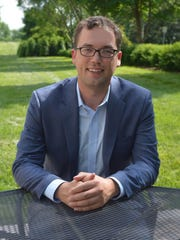 Kyle Southern is a Democrat running for the state House
