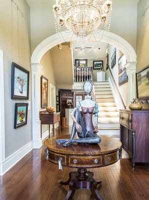 Gallery 202, located in the historic Clouston Hall in Franklin.