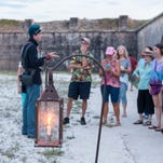 Experience history in a new light with candlelight tour of National Seashore's Fort Pickens