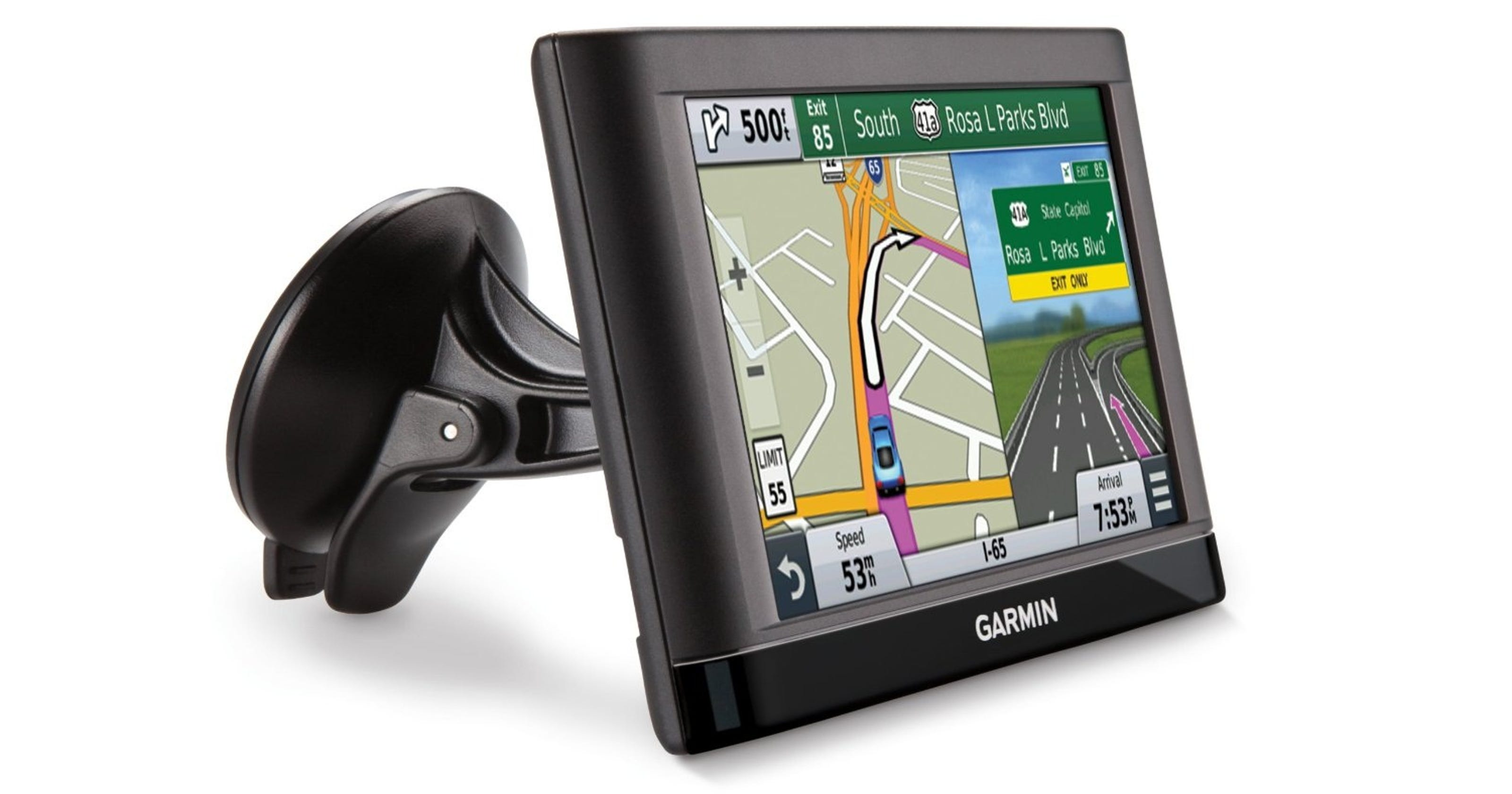 5 reasons a standalone GPS unit can still make sense