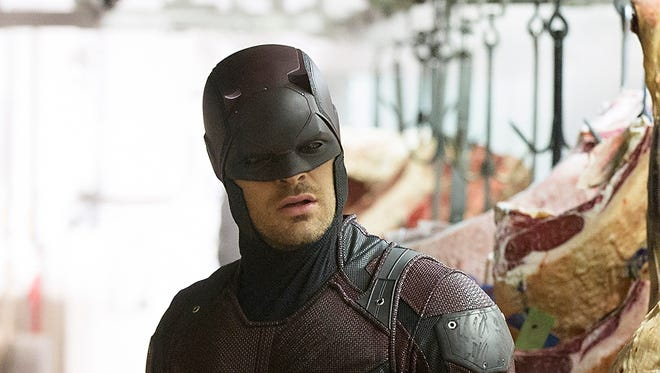 "Charlie Cox plays the title character in ""Marvel's Daredevil,"" a superhero drama that Netflix is canceling after three seasons."