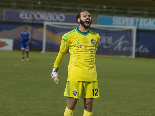 Reno 1868 FC secured a spot in the United Soccer League playoffs with a 3-0 win over OKC Energy FC on Wednesday night.