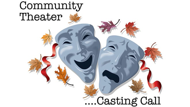 The new Fairview Community Theater will hold auditions on Saturday, December 17 for their first production.