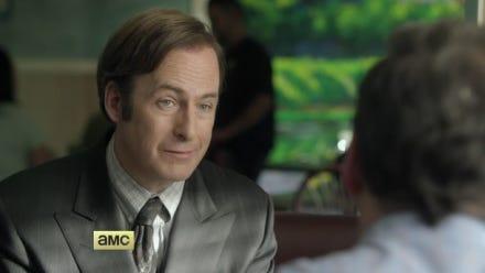 Saul Goodman is on his way back to AMC.