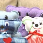 Look Before You Lock Teddy Bears