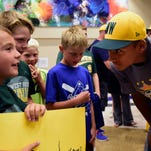 Sioux Falls Little League welcomed home from World Series