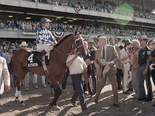 File - In this June 6, 1987, file photo, trainer Jack