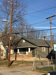 A team of undercover police officers watched this duplex on W. 31st Street for suspected drug activity in 2015 when gunfire broke out.