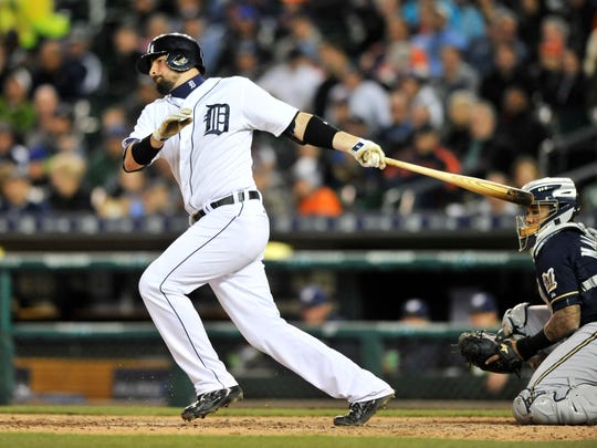 Nick Castellanos is on a five-game hitting streak and is showing signs of turning things around offensively.